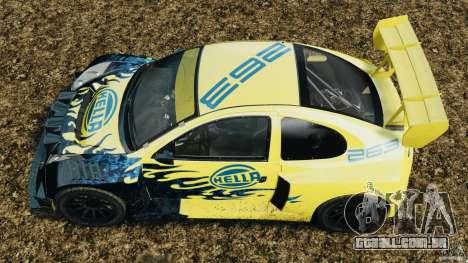 Colin McRae Hella Rallycross para GTA 4 vista direita
