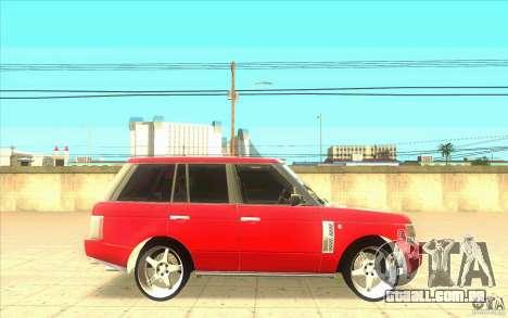 Arfy Wheel Pack 2 para GTA San Andreas terceira tela
