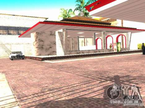 Mesquita e animação, oração para GTA San Andreas por diante tela