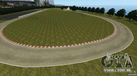 Beginner Course v1.0 para GTA 4 por diante tela