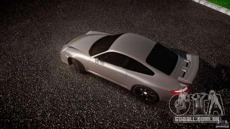 Porsche GT3 997 para GTA 4 interior