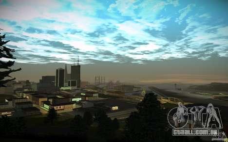 Timecyc para GTA San Andreas terceira tela