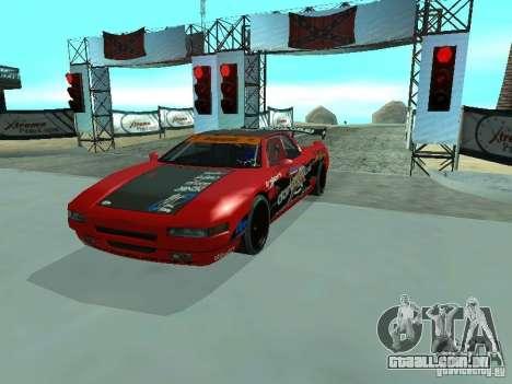 Infernus Drift Edition para GTA San Andreas
