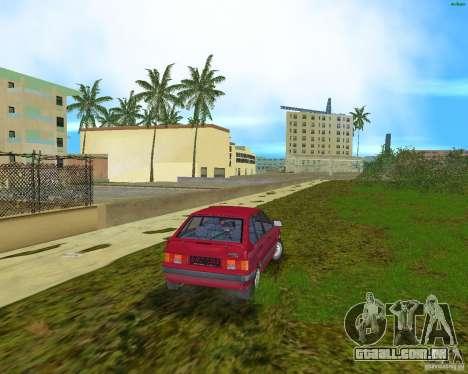 Lada Samara para GTA Vice City vista direita