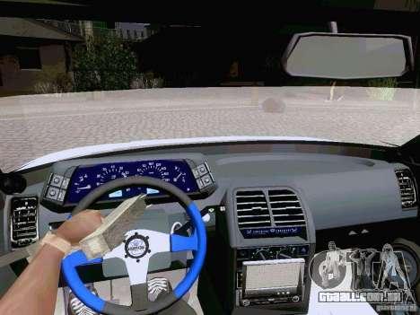 LADA 21103 Maxi para vista lateral GTA San Andreas