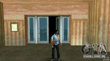 Royo Skin mit Brille para GTA Vice City