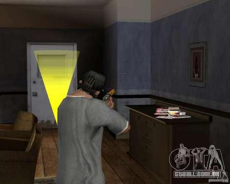 M511 espingarda para GTA San Andreas terceira tela