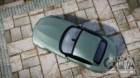 BMW Z4 sDrive35is 2011 v1.0 para GTA 4 vista direita