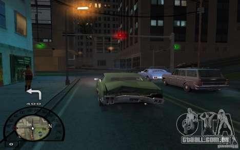 Navegador GPS com voz para GTA San Andreas