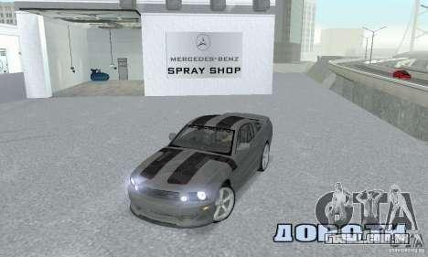 Saleen S281 Pack 1 para GTA San Andreas