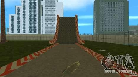 Bobeckas Park para GTA Vice City por diante tela