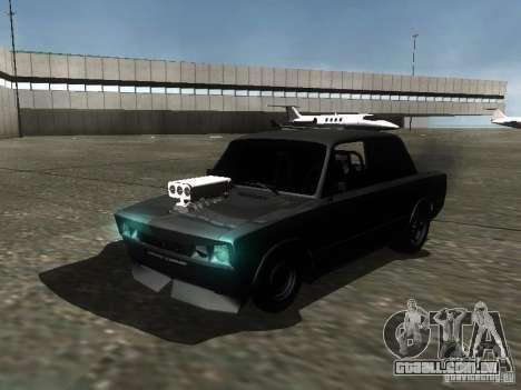 VAZ 2106 Drag Racing para GTA San Andreas