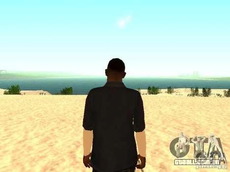 Snow MOD 2012-2013 para GTA San Andreas sétima tela