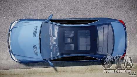 Mercedes-Benz S63 AMG [Final] para GTA 4 vista interior