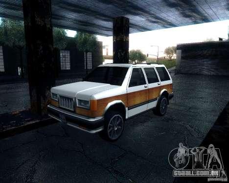 Landstalker para GTA San Andreas