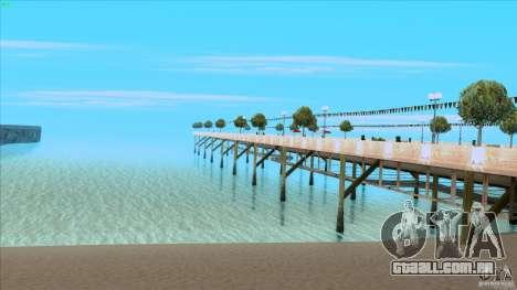 ENBSeries by Allen123 para GTA San Andreas por diante tela
