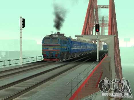 DM62 1804 para GTA San Andreas vista direita