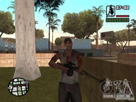 Markus young para GTA San Andreas oitavo tela