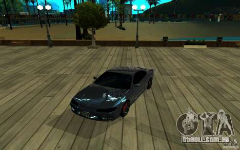 ENB para qualquer computador para GTA San Andreas