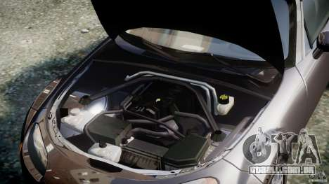 Mazda MX-5 para GTA 4 vista superior