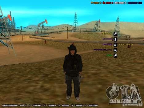 Traficante de drogas para GTA San Andreas