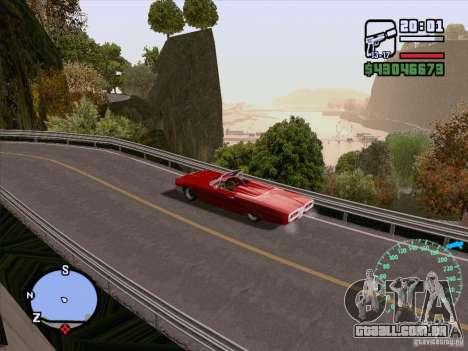 ENB Series v1.5 Realistic para GTA San Andreas oitavo tela
