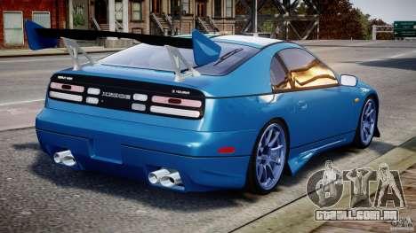 Nissan 300 ZX 1994 v1.0 para GTA 4 vista direita