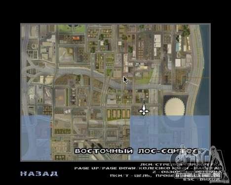 NewFontsSA 2012 para GTA San Andreas sexta tela