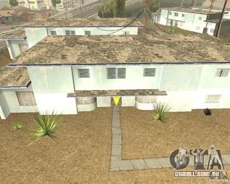 Revitalização de drogas den v 1.0 para GTA San Andreas