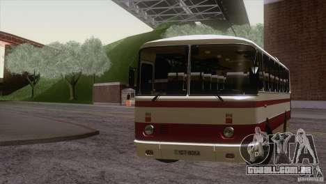 Pele LAZ 699R 93-98 1 para GTA San Andreas