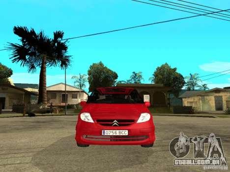 Citroen C8 para GTA San Andreas