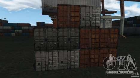 Tokyo Docks Drift para GTA 4 sétima tela