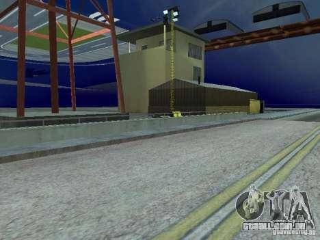 Grande país-Grèjtlènd v 0.1 para GTA San Andreas