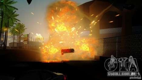 Overdose Effects v1.5 para GTA San Andreas