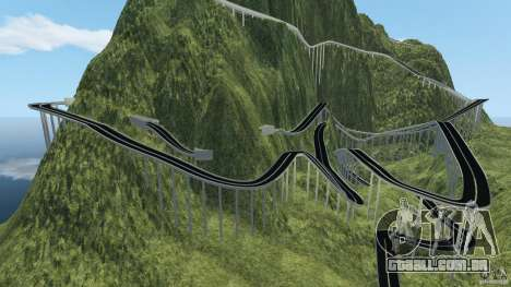 MG Downhill Map V1.0 [Beta] para GTA 4 segundo screenshot