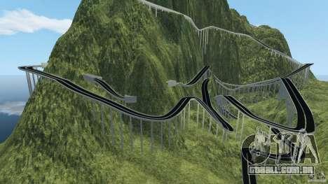 MG Downhill Map V1.0 [Beta] para GTA 4 segundo screenshot