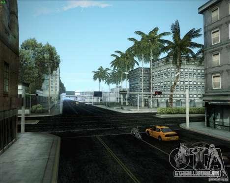 Novas estradas ao redor de San Andreas para GTA San Andreas décimo tela