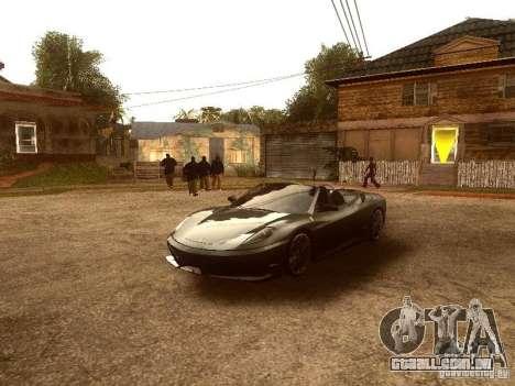 Novo Enb series 2011 para GTA San Andreas