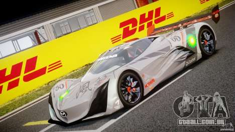 Mazda Furai Concept 2008 para GTA 4