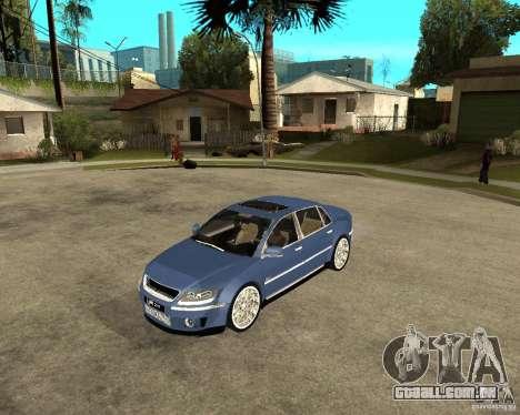 Volkswagen Phaeton para GTA San Andreas