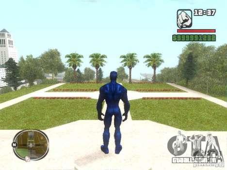 Spider Man 2099 para GTA San Andreas segunda tela