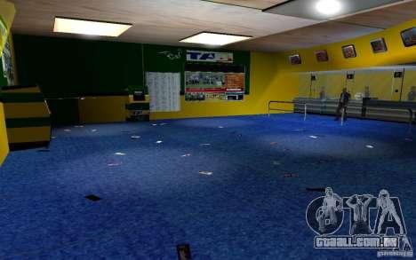 Novo escritório de Bukmejkerskaâ para GTA San Andreas sétima tela