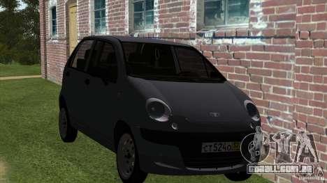 Daewoo Matiz para GTA San Andreas