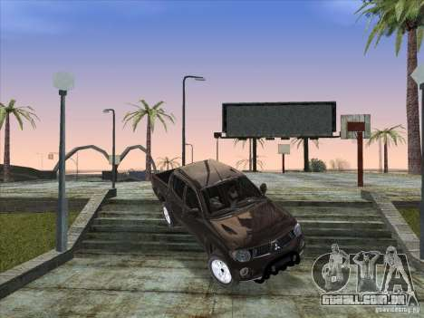 Los Angeles ENB modification Version 1.0 para GTA San Andreas por diante tela