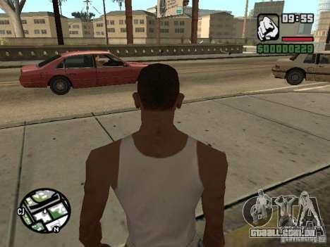 Kyubi-Bomb para GTA San Andreas por diante tela