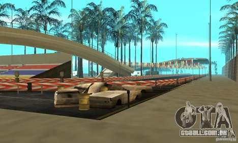 Island of Dreams V1 para GTA San Andreas por diante tela