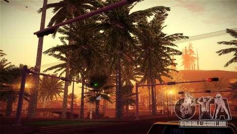 HD Trees para GTA San Andreas terceira tela