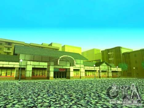 Nova loja de textura SupaSave para GTA San Andreas