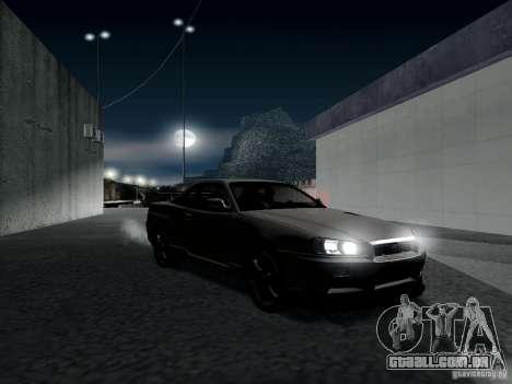 ENBSeries by Shake para GTA San Andreas décima primeira imagem de tela