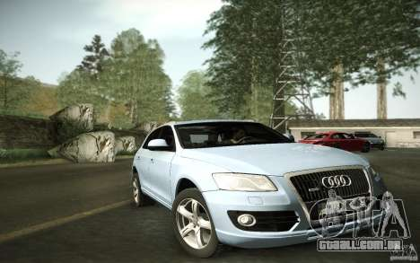 Beautiful ENBSeries para GTA San Andreas nono tela
